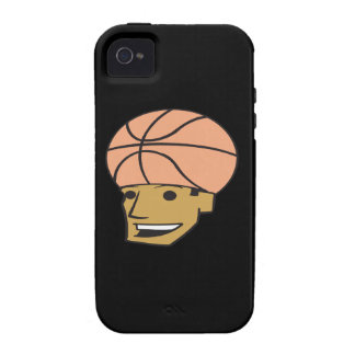 Basketball Fan iPhone 4 Cases