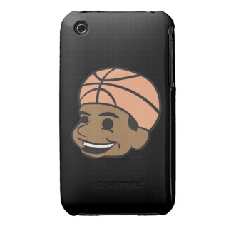 Basketball Fan Case-Mate iPhone 3 Cases