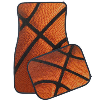 Basketball Fan Floor Mat