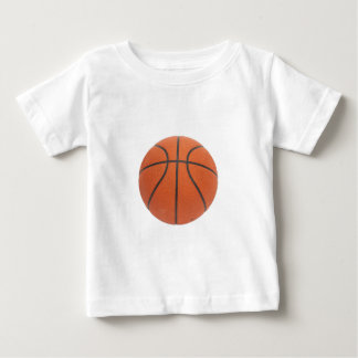 Basketball Fan Gifs Basketball Theme Gifts B-Ball Baby T-Shirt