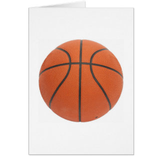 Basketball Fan Gifs Basketball Theme Gifts B-Ball Card