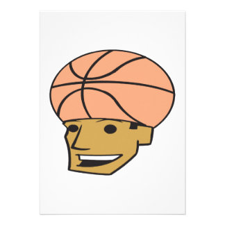 Basketball Fan Personalized Announcements