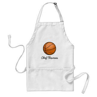 Basketball Fan Standard Apron