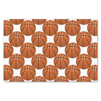 Basketball Fun Tissue Paper