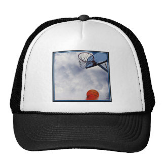 Basketball Game Called 'Cos of Rain Trucker Hats