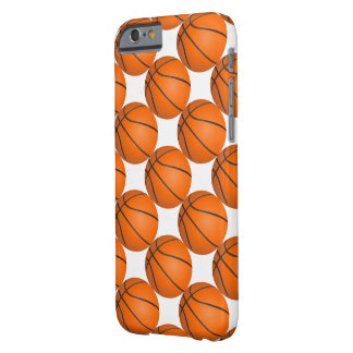 basketball game team player tournament sport barely there iPhone 6 case
