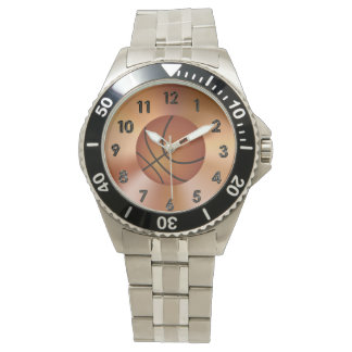Basketball Gifts for Guys, Custom Basketball Watch