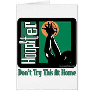 Basketball Gifts Greeting Card