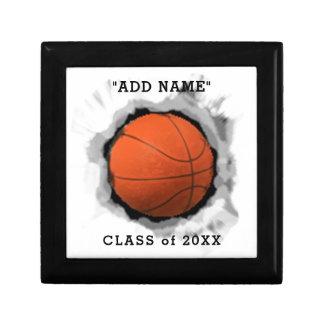 basketball graduation gift ideas gift box