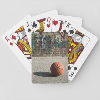 Basketball & Graffiti Deck Of Cards