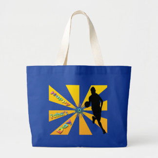 Basketball - Happy Father's Day Bag