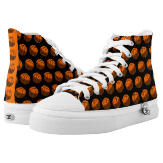 Basketball High Top Sneakers