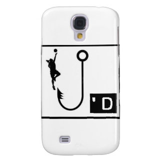 Basketball Hooked Ladies Galaxy S4 Cover