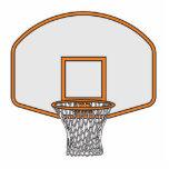 basketball hoop photo cut outs