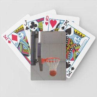 Basketball Hoop Playing Cards