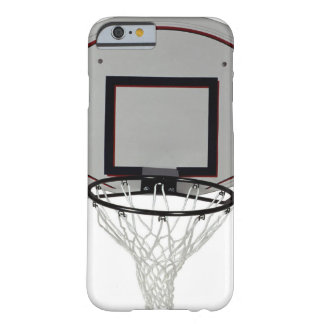 Basketball hoop with backboard barely there iPhone 6 case