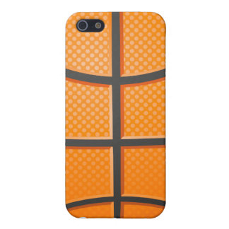 Basketball i iPhone 5/5S cover