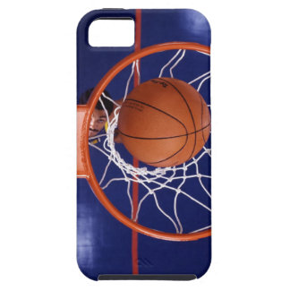 basketball in hoop iPhone 5 cases