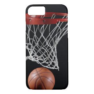 Basketball in Hoop iPhone 8/7 Case
