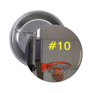 Basketball in the Net Button