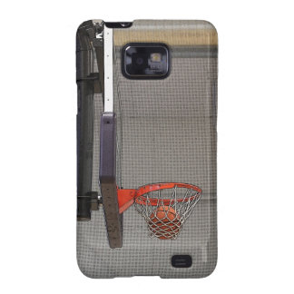 Basketball in the Net Samsung Galaxy SII Covers