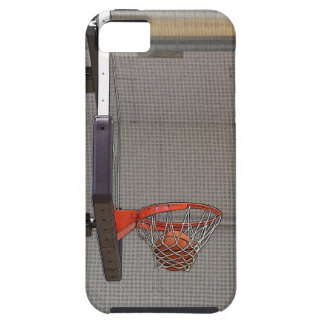 Basketball in the Net iPhone 5 Covers