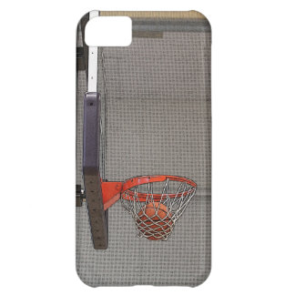 Basketball in the Net iPhone 5C Case