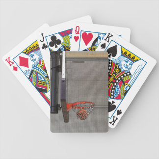 Basketball in the Net Bicycle Poker Deck