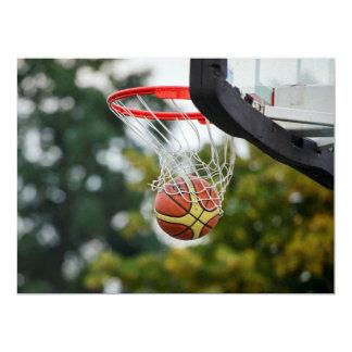 Basketball Invite