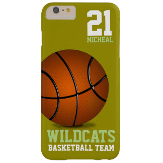 Basketball iPhone 6/6s Plus Case Barely There iPhone 6 Plus Case