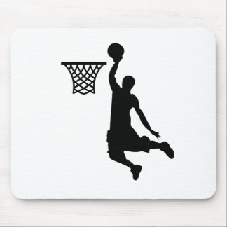 Basketball is great sports mouse mat