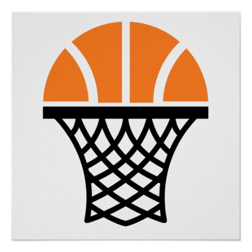 Basketball Is Life Poster