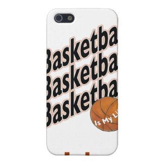 Basketball is my Life iPod Case iPhone 5 Cases