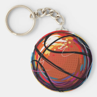 Basketball - Key Chain
