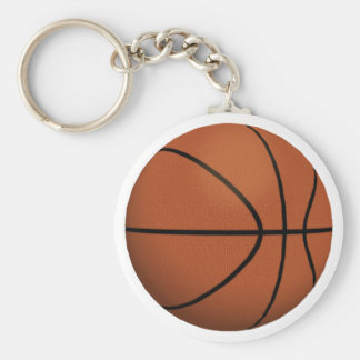 Basketball: Key Ring