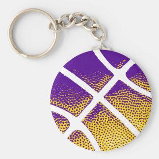 Basketball Key Ring