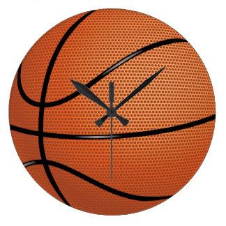Basketball Large Clock