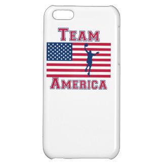 Basketball Layup American Flag Team America iPhone 5C Cover