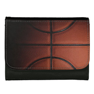 Basketball Leather Wallet