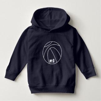 Basketball lines hoodie