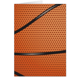 Basketball Look gifts for fans Greeting Card