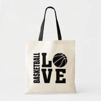 Basketball Love, Basketball Tote Bag