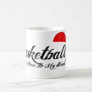 Basketball Love Mug