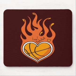 Basketball Lover - mousepad