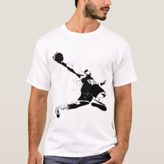 Basketball Maneuver T-Shirt