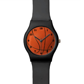 Basketball May28th Numbered Wristwatch