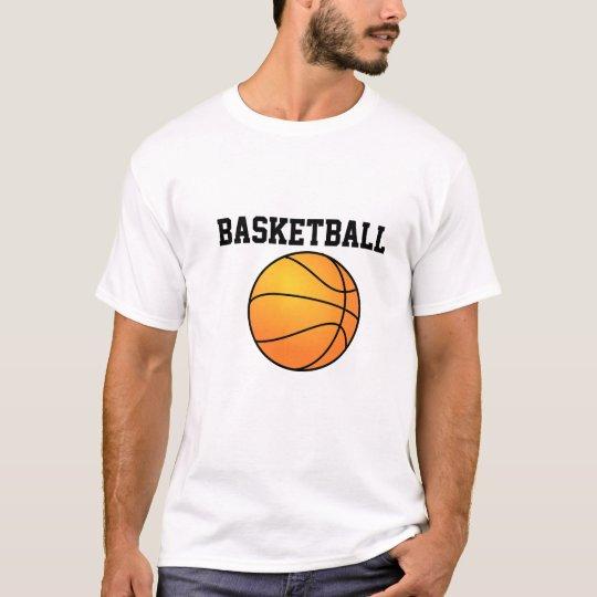 Basketball Men's Tshirt