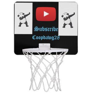Basketball mini hoop youtube