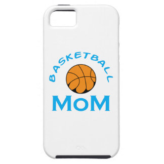 BASKETBALL MOM iPhone 5 CASES