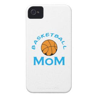 BASKETBALL MOM iPhone 4 CASE